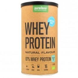 Protéine de petit-lait sans lactose bio 400g