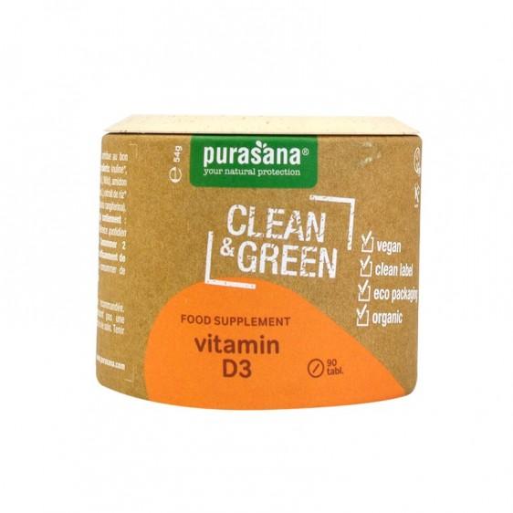 Vitamine D3 90 comprimés