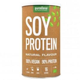Protéine de soja bio 400g