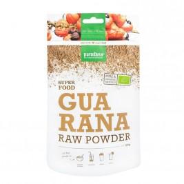 Guarana cru bio en poudre 100g