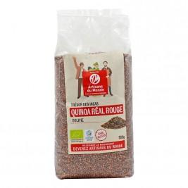 Quinoa rouge bio 500g