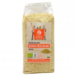 Quinoa blanc bio équitable 500g