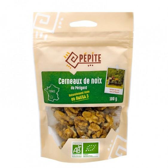 Cerneaux de noix du Périgord bio 100g