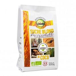 Sucre blond de coco bio équitable 500g