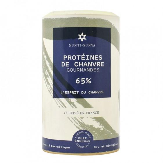 Protéine de chanvre 65% bio 200g